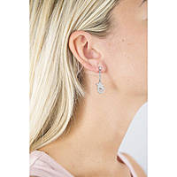 boucles d'oreille femme bijoux Sagapò Hamlet SHM24