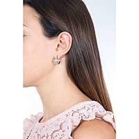 boucles d'oreille femme bijoux Sagapò Hope SHP21