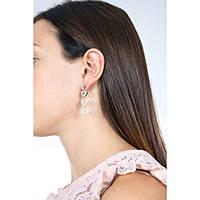 boucles d'oreille femme bijoux Sagapò Love day SLD21