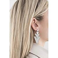 boucles d'oreille femme bijoux Sagapò Punky SPK21