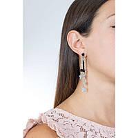 boucles d'oreille femme bijoux Sagapò Rockstar SRS21