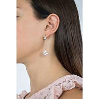 boucles d'oreille femme bijoux Sector Nature & Love SAGI16