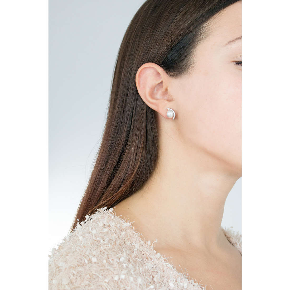 Skagen boucles d'oreille Fall 2015 femme SKJ0736040 photo wearing
