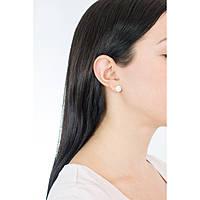 boucles d'oreille femme bijoux Skagen Sea Glass SKJ0950791
