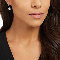 boucles d'oreille femme bijoux Swarovski Attract Light 5142721