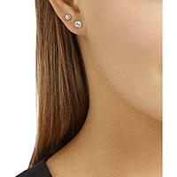boucles d'oreille femme bijoux Swarovski Harley 5181485