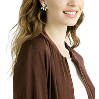 boucles d'oreille femme bijoux Swarovski History 5293089