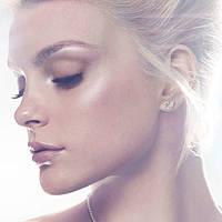 boucles d'oreille femme bijoux Swarovski Swan 1116357