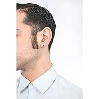boucles d'oreille homme bijoux Sector Sharp SACZ02