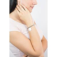 Bracciale Donna 10 Buoni Propositi Parlo Solo Col Mio Cane Collezione Icon B4537