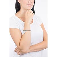 Bracciale Donna 10 Buoni Propositi Sono Un Genio. Ho Le Prove Collezione Momenti Indimenticabili B5173