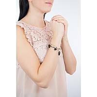 bracciale donna gioielli 4US Cesare Paciotti Rings And Drops 4UBR1843W