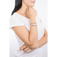 bracciale donna gioielli Amen Abbracci LUAGR-38