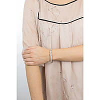 bracciale donna gioielli Amen Croce CR20B-18