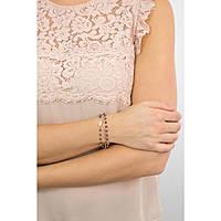 bracciale donna gioielli Amen Rosari BRMFRG