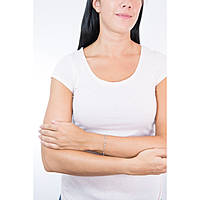 bracciale donna gioielli Amen Rosari BRO40B3