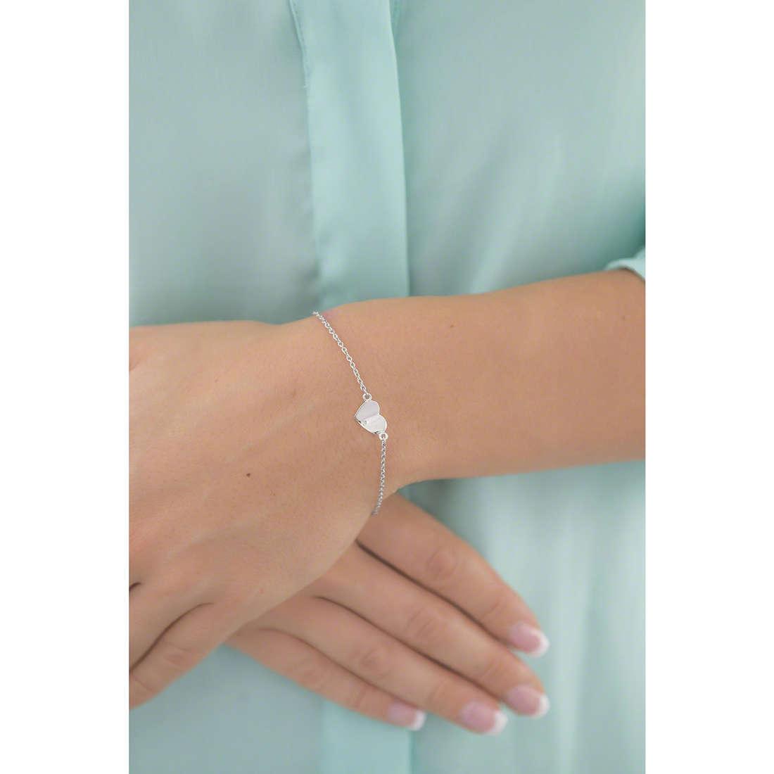 Breil bracciali Small Stories donna TJ1768 indosso