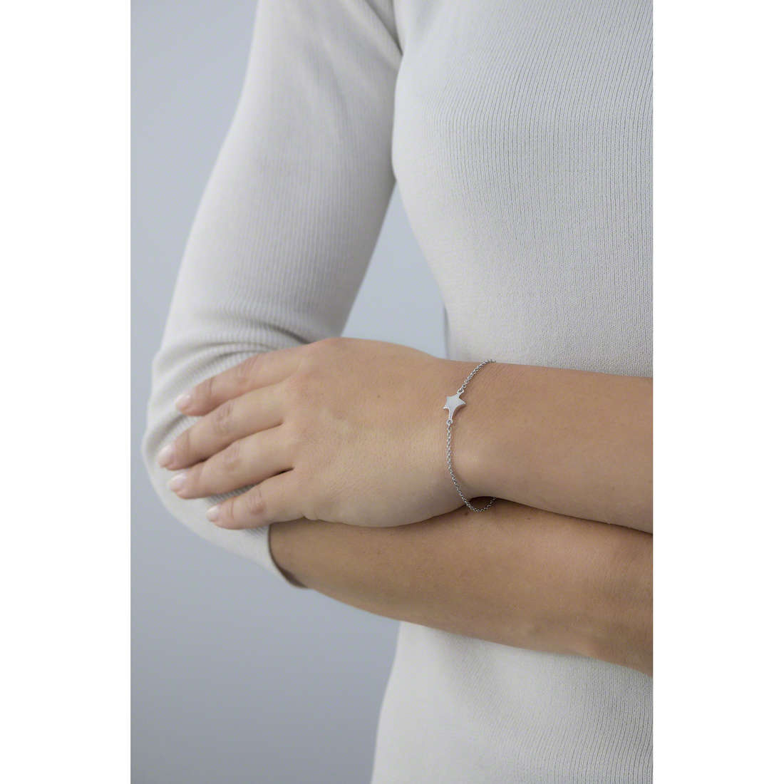Breil bracciali Small Stories donna TJ1776 indosso