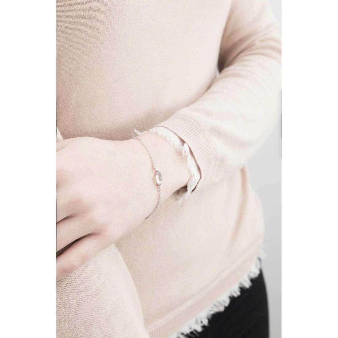 Breil bracciali Small Stories donna TJ1782 indosso