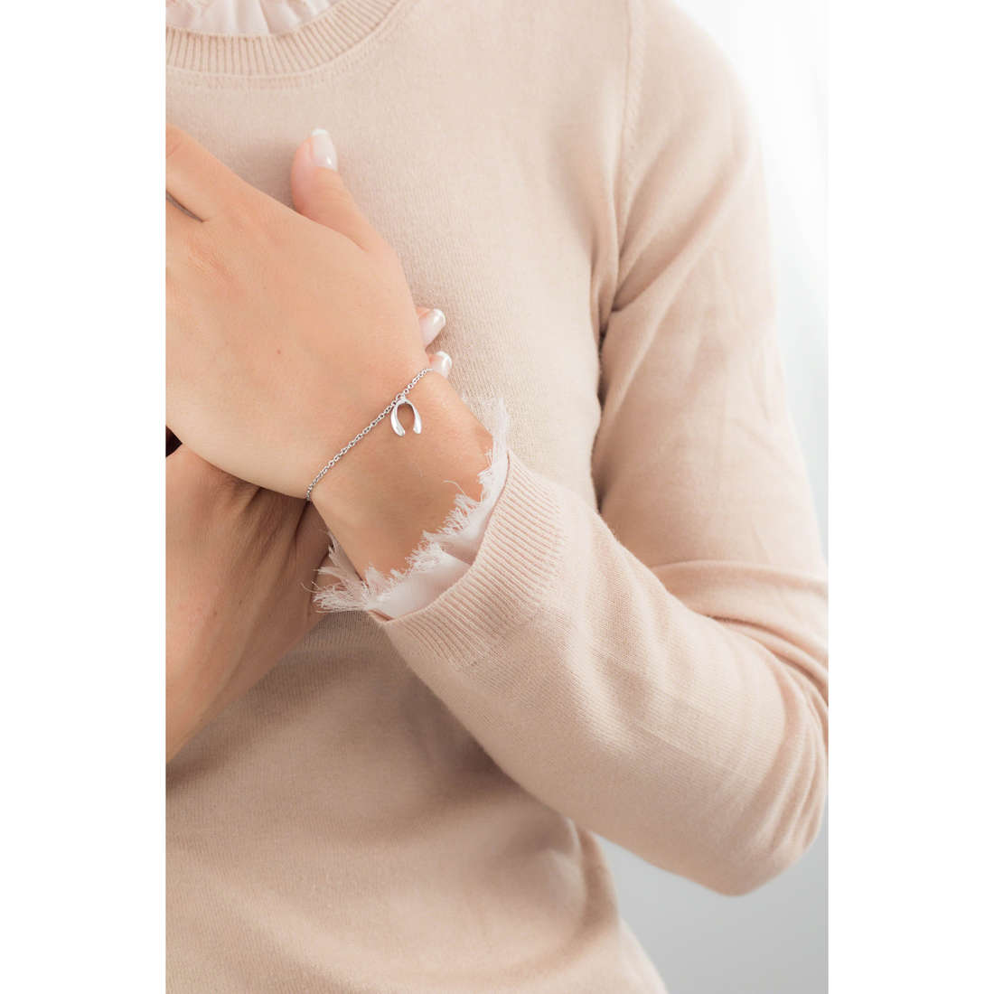 Breil bracciali Small Stories donna TJ1799 indosso