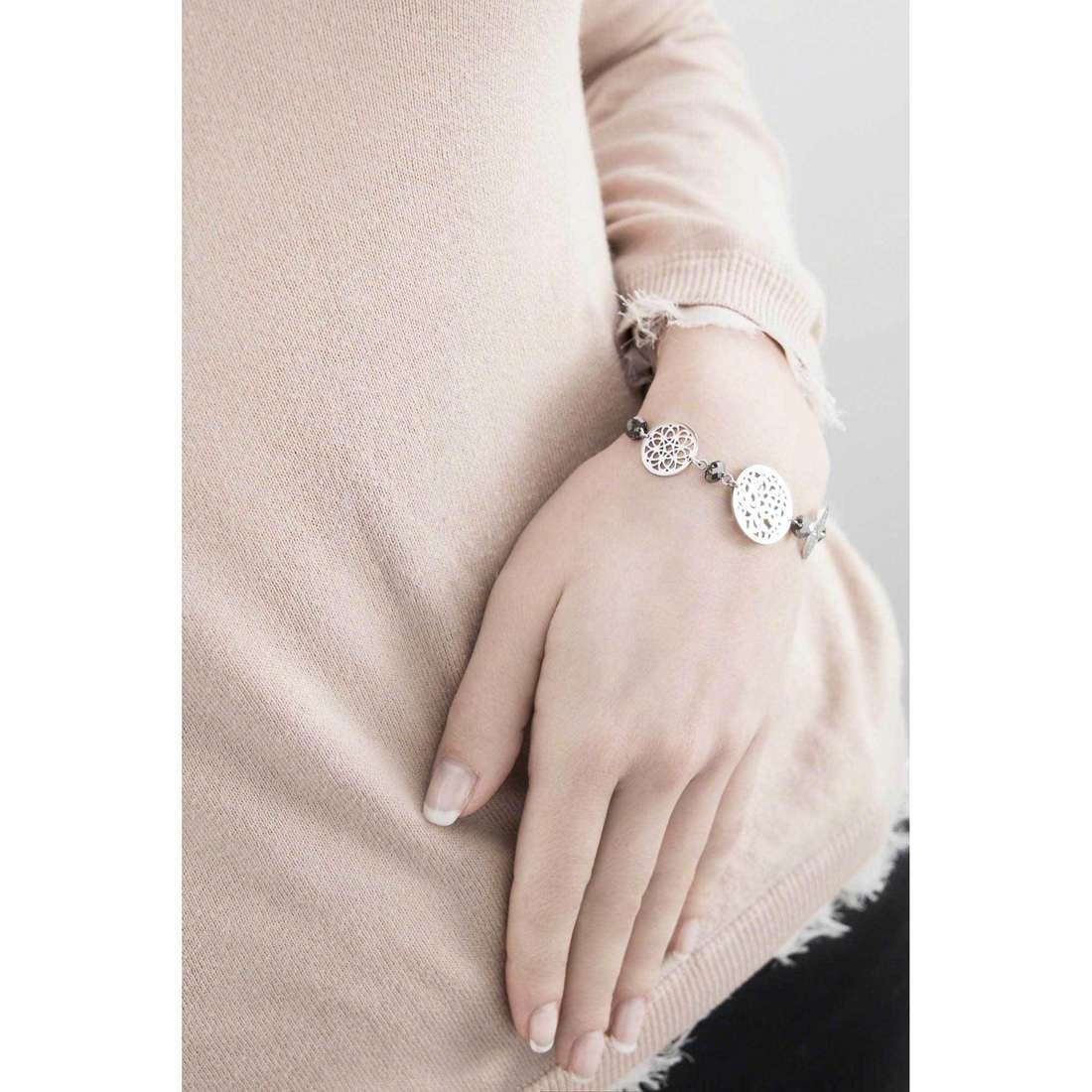 Brosway bracciali Abracadabra donna BAB12 indosso