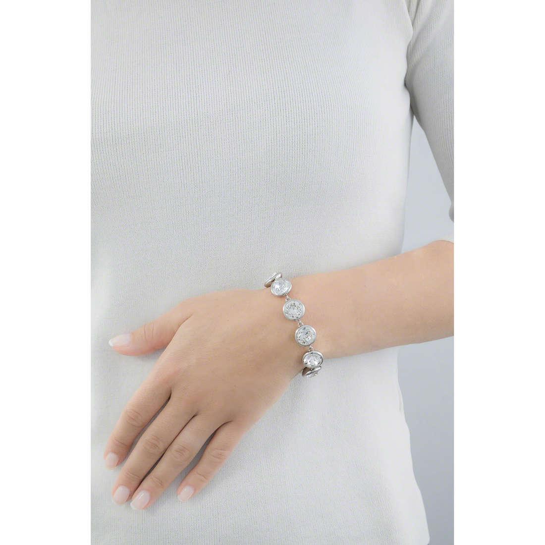 Brosway bracciali B-Tring donna BTN46 indosso