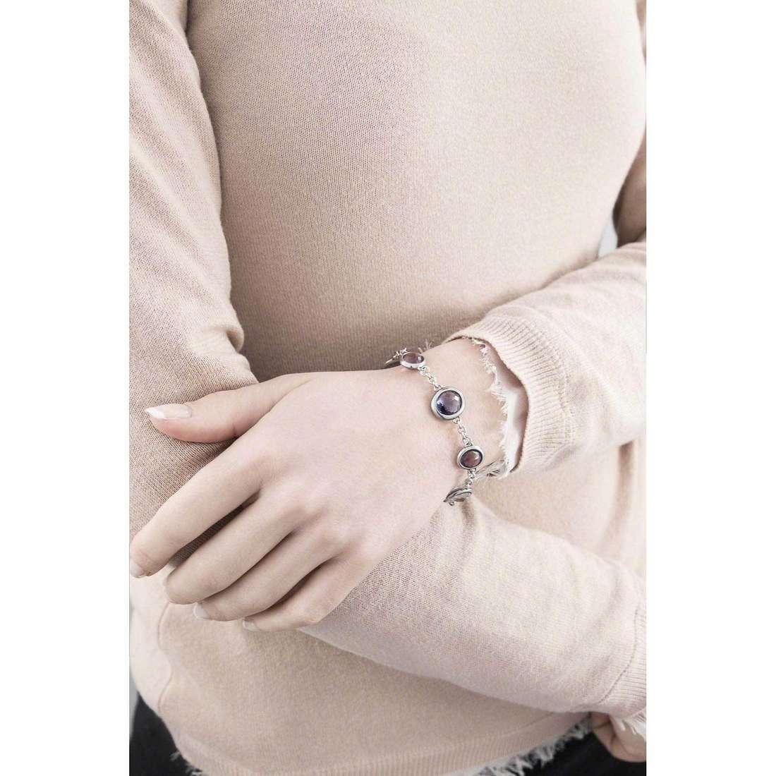 Brosway bracciali Catherine donna BCA11 indosso