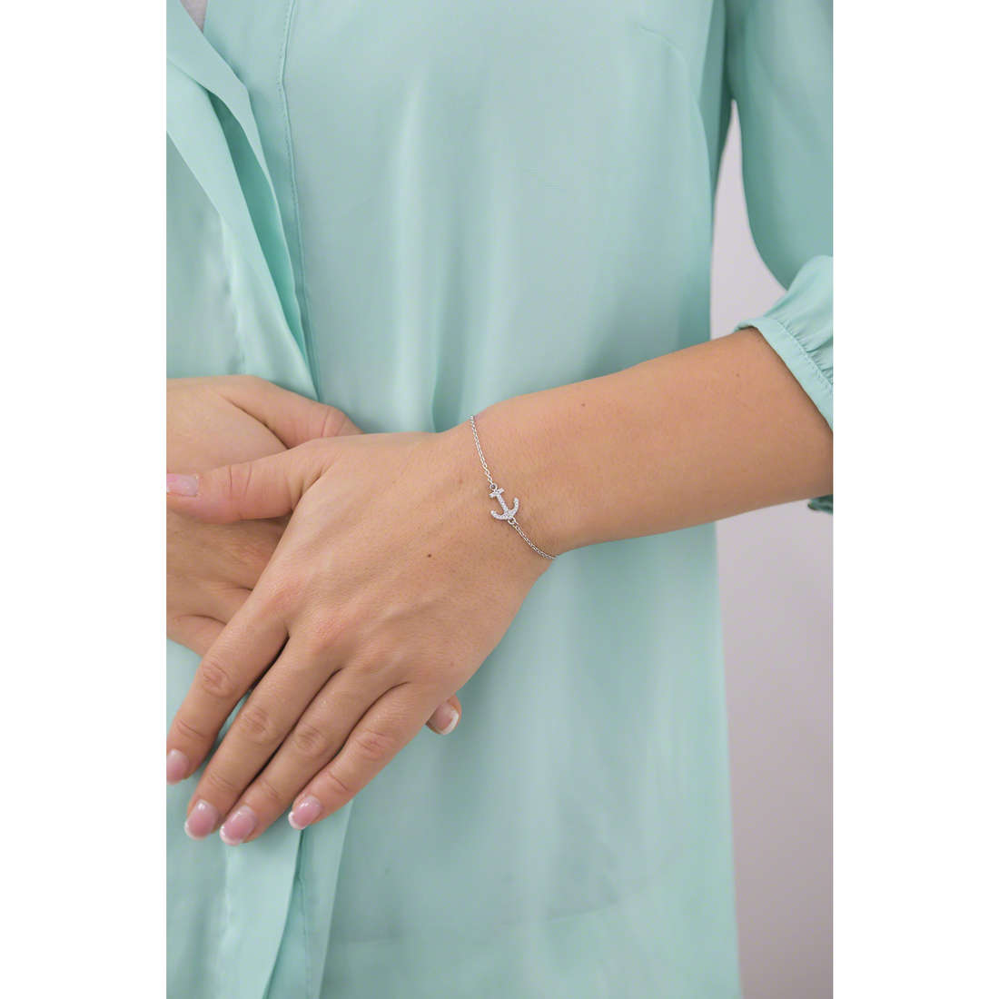 Brosway bracciali Icons donna G9IS13 indosso