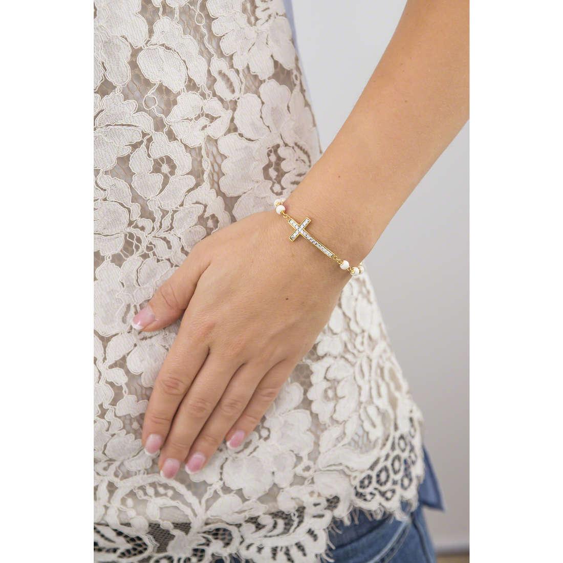 Brosway bracciali Soul donna BSL14 indosso