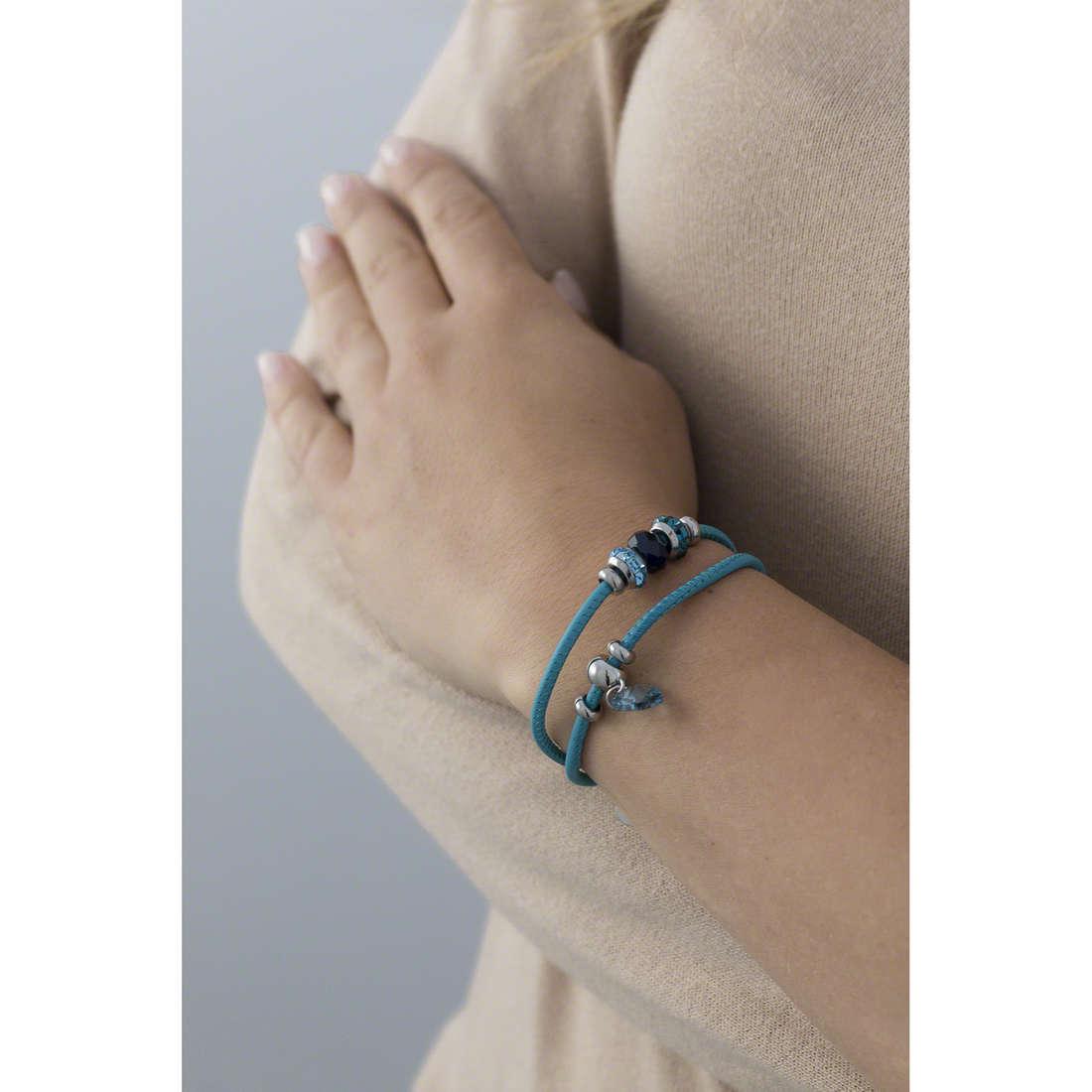 Brosway bracciali Tres Jolie Mini donna BTJMS100 indosso
