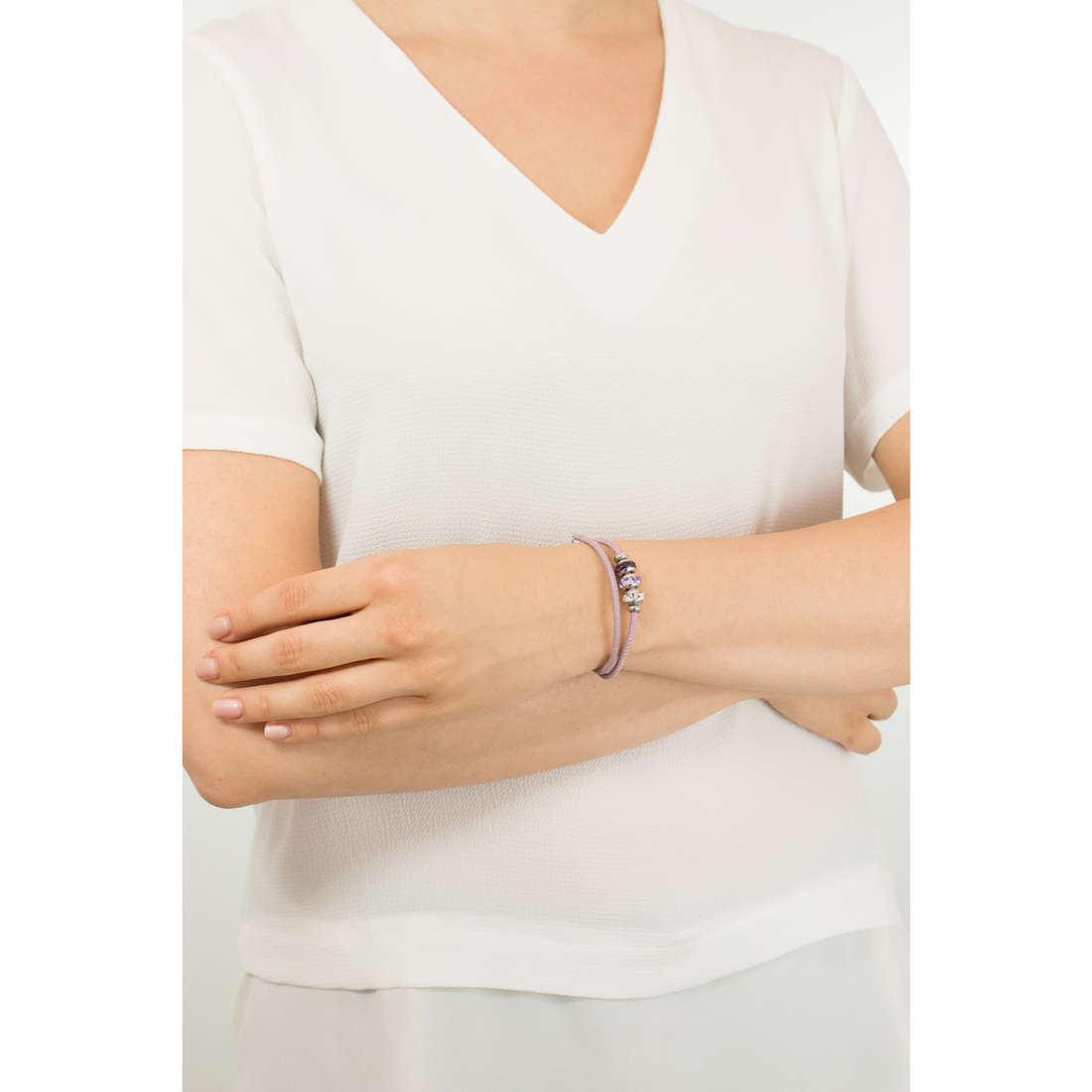 Brosway bracciali Tres Jolie Mini donna BTJMS98 indosso