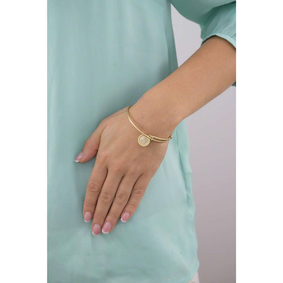 Chrysalis bracciali donna CRBT05BGP indosso