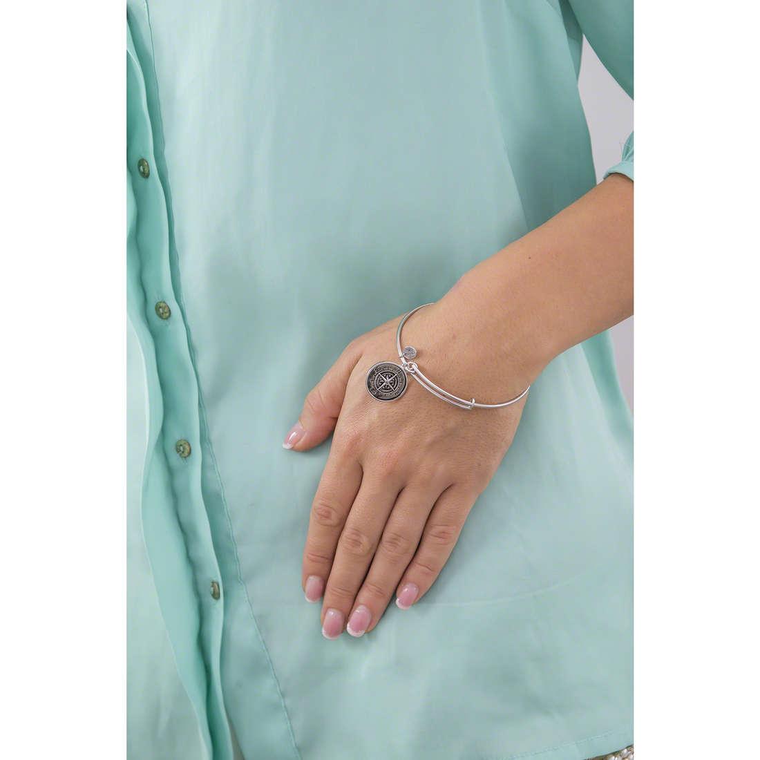 Chrysalis bracciali donna CRBT0602SP indosso