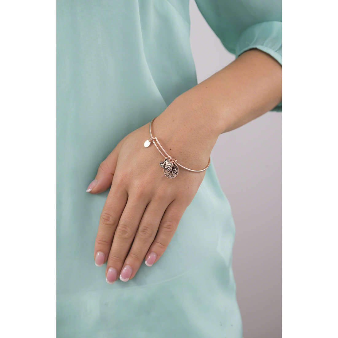 Chrysalis bracciali donna CRBT0706RG indosso