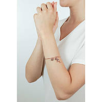 bracciale donna gioielli Chrysalis Incantata CRBT1810RG