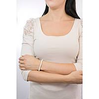 bracciale donna gioielli Comete Fantasie di perle BBQ 113