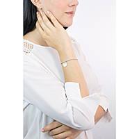 bracciale donna gioielli Comete Love Tag BRA 147