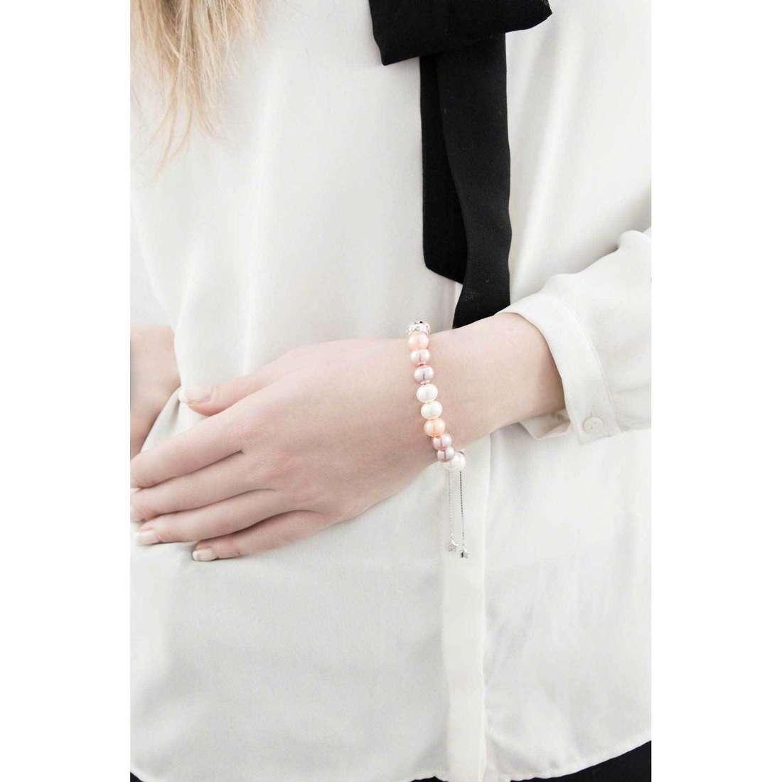 Comete bracciali Astri donna BRQ 172 indosso