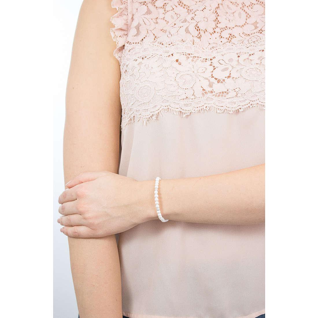 Comete bracciali Fili Fantasia donna BRQ 193 B indosso