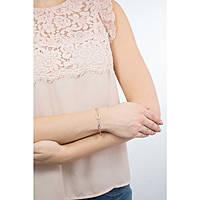 bracciale donna gioielli Fossil Classics JF02778998