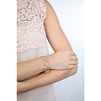 bracciale donna gioielli Fossil Fall 14 JF01300791
