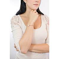 bracciale donna gioielli Fossil Vintage Iconic JF02839791