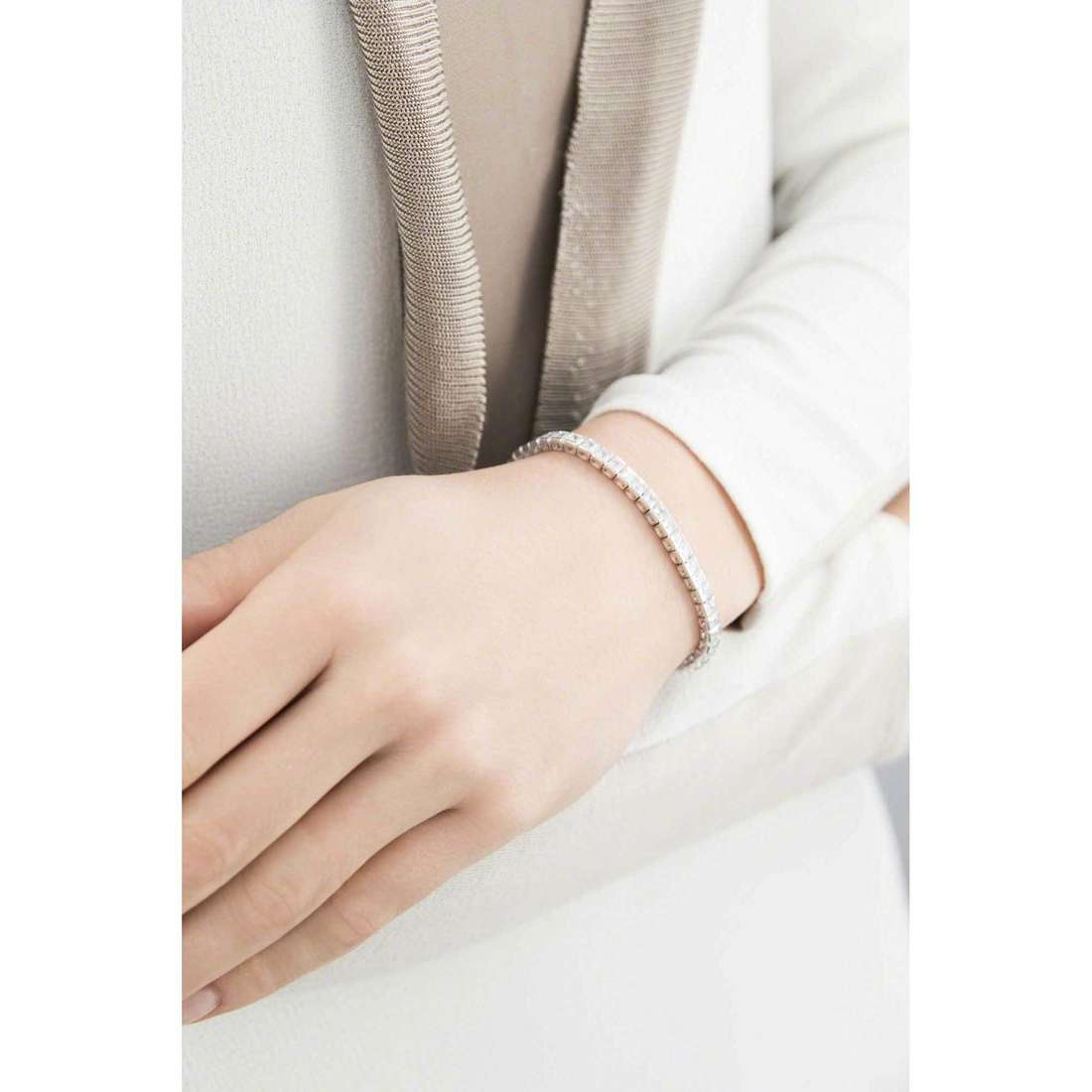 GioiaPura bracciali donna 8568-01-16 indosso
