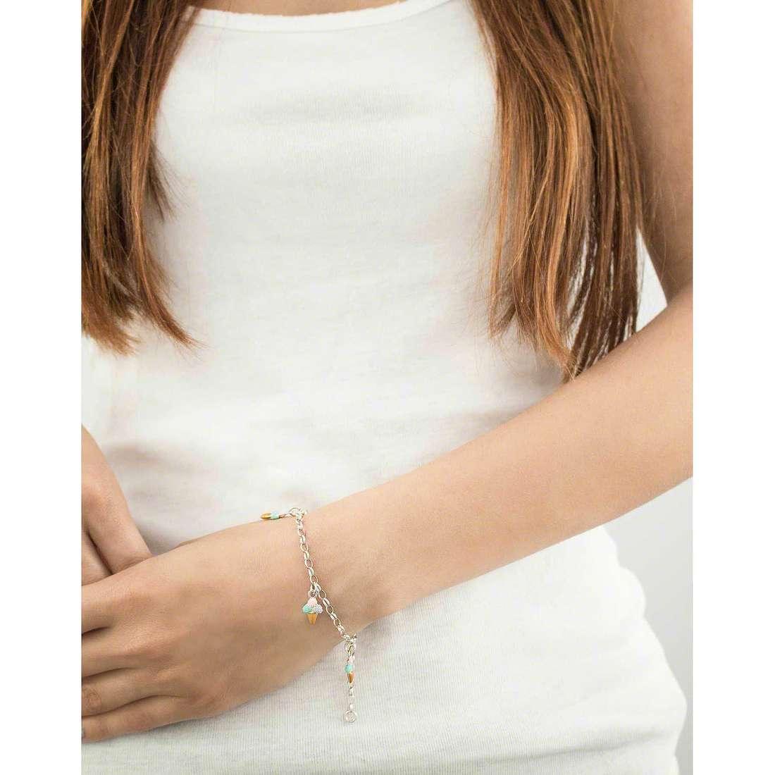 GioiaPura bracciali bambino GPSRSBR1633 indosso