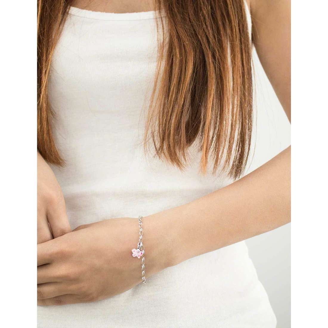 GioiaPura bracciali bambino GPSRSBR1640 indosso