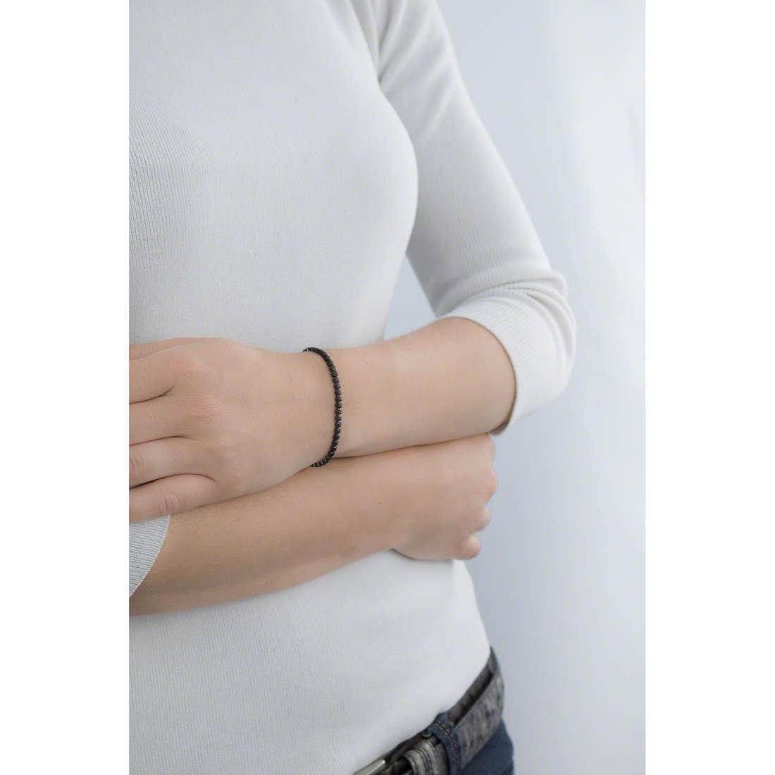 GioiaPura bracciali donna GPSRSBR1759-21-U indosso