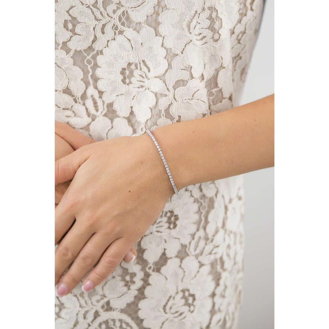 GioiaPura bracciali donna GPSRSBR1780 indosso