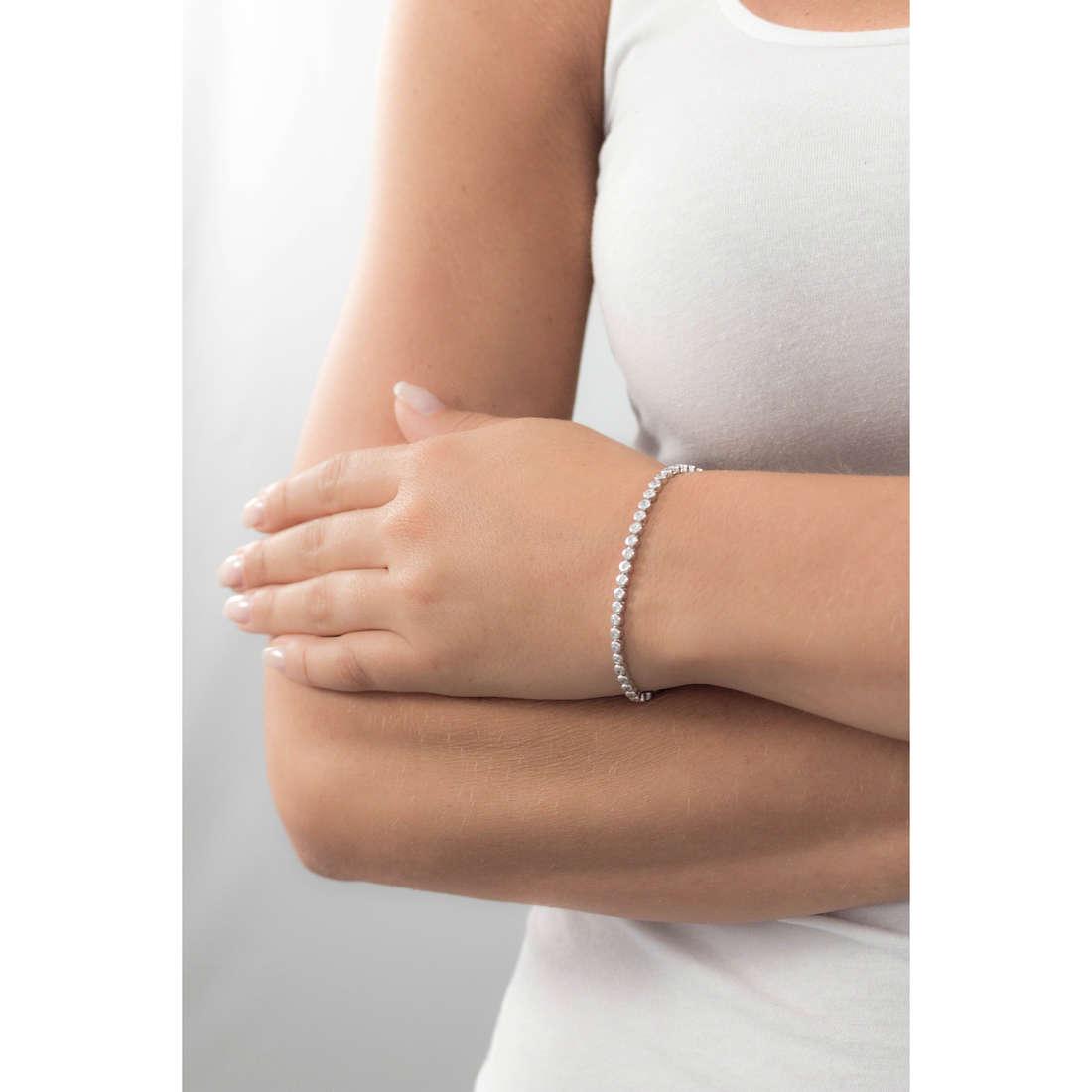 GioiaPura bracciali donna GPSRSBR1782 indosso
