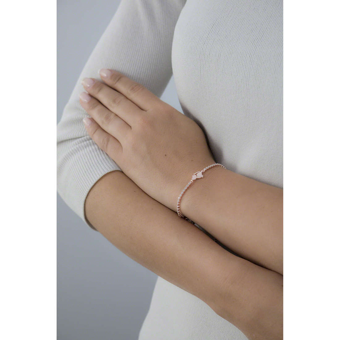 GioiaPura bracciali donna GPSRSBR1835 indosso