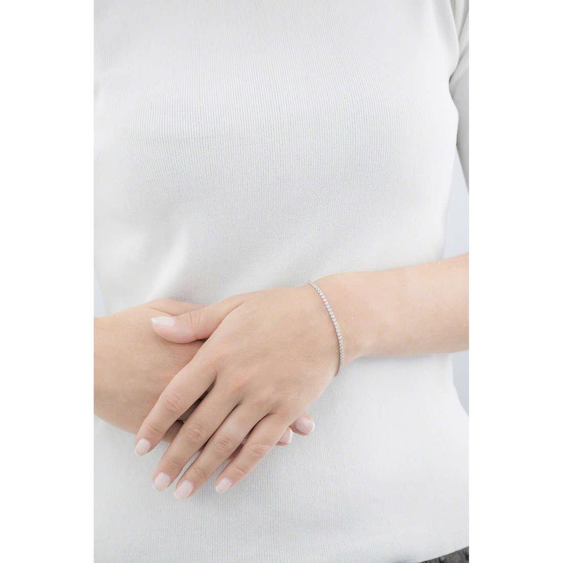 GioiaPura bracciali donna GPSRSBR2039 indosso